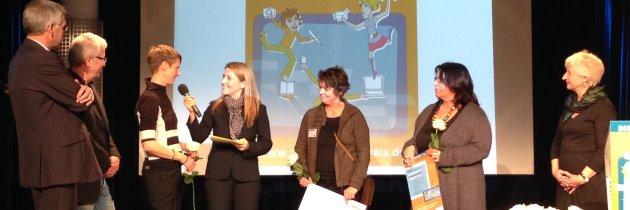 Brandenburger Medienkompetenz-Projekt gewinnt Dieter-Baacke-Preis