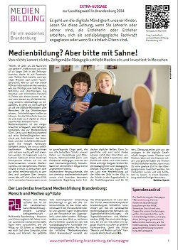 Titelblatt Kampagnen-Zeitung