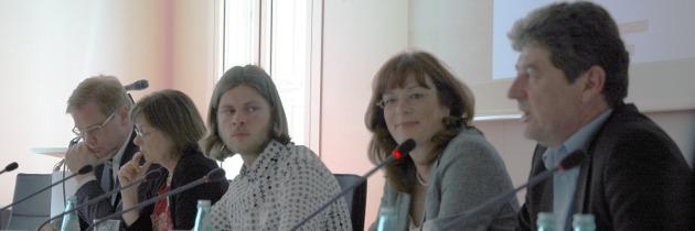 Dokumentation der Podiumsdebatte Forum Medienbildung des lmb