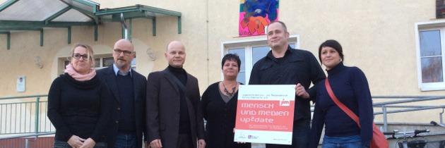 Feierliche Einweihung des neuen JIM in Kyritz