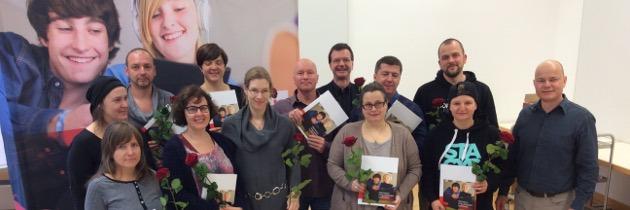 Elf neue Medienpädagogen für Brandenburg