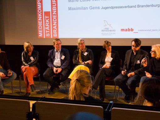 Medienkompetenz stärkt Brandenburg