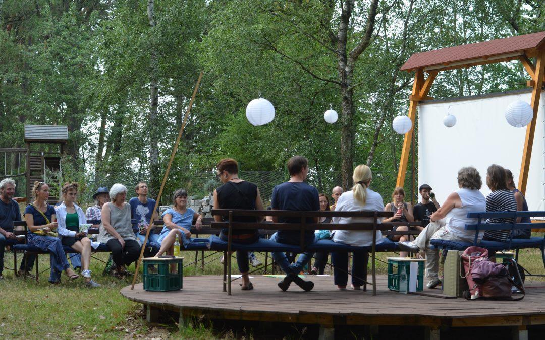 Ökofilmtour im Waldkino Kyritz