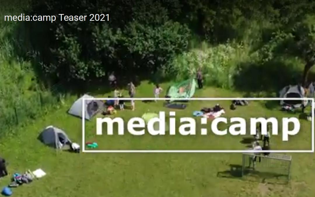 Sommerferien-Mediencamp II: JIM Stahnsdorf