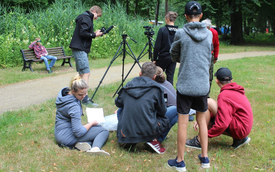 Sommerferien-Mediencamp I: JIM Schipkau